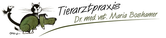 Tierarztpraxis Logo